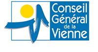 Logo du Conseil Général de la Vienne (86)